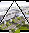 dự án đường sắt đô thị