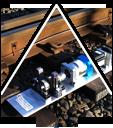 Dự án cơ khí đường sắt