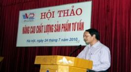 Hội thảo nâng cao chất lượng sản phẩm tư vấn