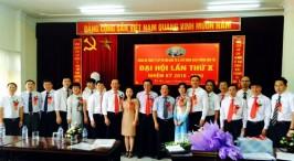 Đại Hội Đảng TRICC lần thứ X, Nhiệm kỳ 2015 - 2020