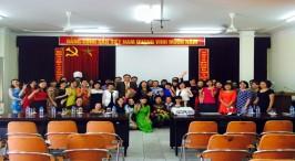 Lễ kỷ niệm 85 năm ngày thành lập Hội LHPN Việt Nam (20/10/1930 - 20/10/2015)