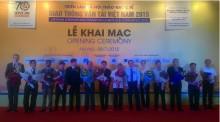 Triển lãm và Hội thảo quốc tế Giao thông vận tải năm 2015