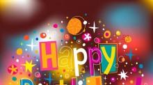 Chúc mừng sinh nhật các Đồng chí trong tháng 10/2018