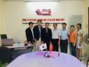 Một số hình ảnh trong Lễ ký kết Thỏa thuận Hợp Tác giữa TRICC với SHALOM - Hàn Quốc