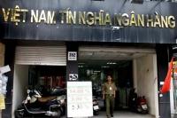 Hợp nhất 3 ngân hàng Đệ Nhất, Tín Nghĩa và Sài Gòn