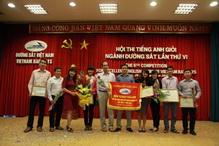 Một số hình ảnh về cuộc thi Tiếng Anh tại Đường sắt Việt Nam!