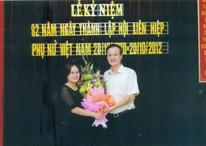Kỷ niệm 82 năm Ngày thành lập Hội Liên Hiệp Phụ nữ Việt Nam