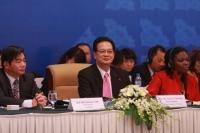 Cam kết hỗ trợ gần 7,4 tỷ USD vốn ODA cho Việt Nam