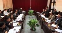 Bộ GTVT họp về công tác bảo trì kết cúa hạ tầng ĐS: