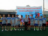 Một số hình ảnh của Giải bóng đá mini TRICC - 2013