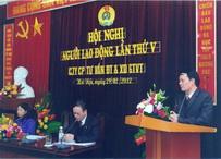 Hội nghị NLĐ Công ty năm 2012