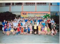 Một số hình ảnh của CBCNV TRICC đi nghỉ mát tại Sầm Sơn năm 2013
