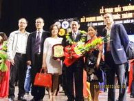 Một số hình ảnh về Lễ trao giải thưởng và vinh danh các Nam Doanh Nhân Ưu Tú và Nhân Ái