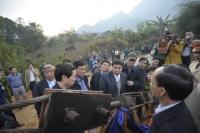 Bộ GTVT báo cáo Chính phủ nguyên nhân vụ lật cầu Chu Va 6