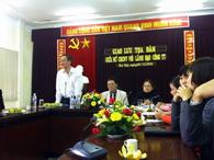 Một số hình ảnh trong buổi giao lưu giữa Tổng Giám Đốc, các Lãnh đạo trong Công ty với các cán bộ nữ công nhân viên Công ty do Nữ Công Công ty tổ chức