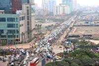 Thủ tướng: 'Đất dành cho giao thông ít, tắc đường là phải'
