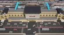 Thiết kế chỉnh trang kiến trúc ga Hà Nội