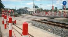 Nâng cấp cải tạo sửa chữa lớn đường ngang hợp pháp nhưng vi phạm điều lệ đường ngang (Sửa chữa lớn năm 2012-2013)