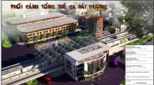 Đầu tư xây dựng Khu nhà ở thương mại tại ga Đường sắt Hải Dương, thành phố Hải Dương