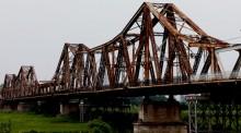 Dự án khôi phục cầu Long Biên - Giai đoạn 1: Gia cố đảm bảo an toàn cầu Long Biên phục vụ vận tải đường sắt đến năm 2020