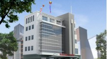 """Cải tạo, nâng cấp nhà 5 tầng"""" tại số 2 ngõ 371 Kim Mã - Ba Đình - Hà Nội"""